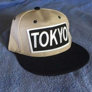 NWOT Tokyo snap back. 🇯🇵